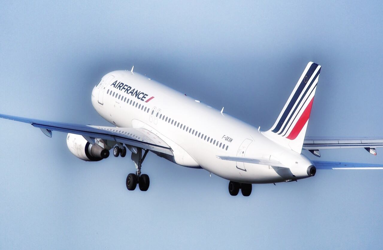 Viajar con Air France